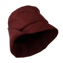 Asymmetrical Felt Hat