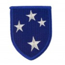 Assorted 23rd - 196th Infantry Patches