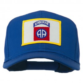 82nd Air Borne Patched Cap