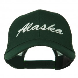 Western States Alaska Embroidered Mesh Back Cap