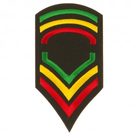 Assorted Rasta Patch
