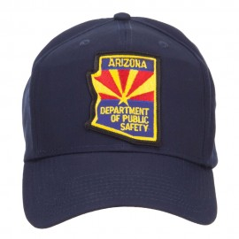 Arizona Department of Public Safety Patched Cap