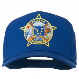 Alaska State Troopers Patch Cap