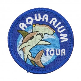 Aquarium Fun Patches