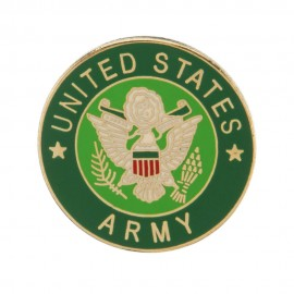 US Army Cloisonne Military Pins