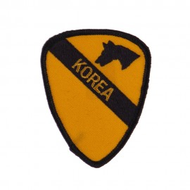 U.S Army Embroidered Military Patch - Korea