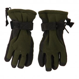 Boys Fleece Waterproof Gloves