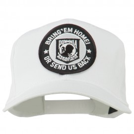Bring Home Send Back Military Patched Cap