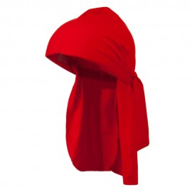 Black Diamond Spandex Durag - Red