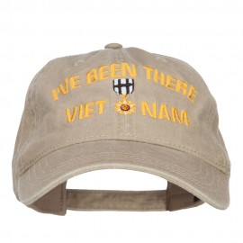 I've Been There Vietnam Embroidered Cap