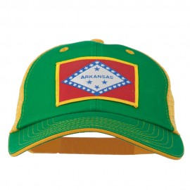 Big Mesh Arkansas Patch Cap