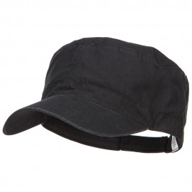 Big Size Adjustable Ripstop Army Cap