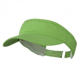 Breeze Sun Plain Strap Back Visor