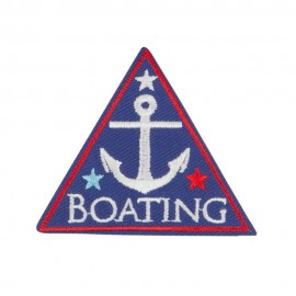 Boating Anchor Patches