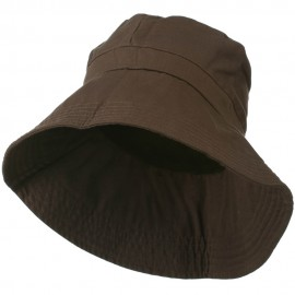 UPF 50+ Women's Cotton Blend Bucket Hat