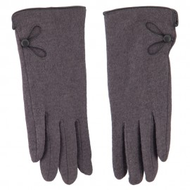 Wool Blend Open Design Texting Glove