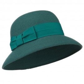 Women's Wool Felt Bucket Shape Hat