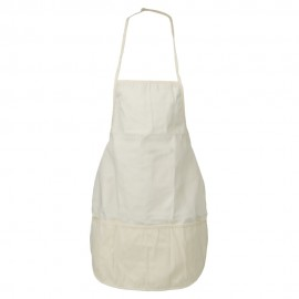 Solid Chef's Apron - Natural