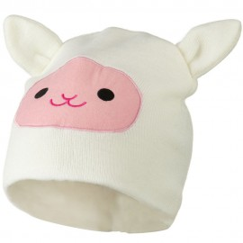 Cute Animal Beanie - Lamb