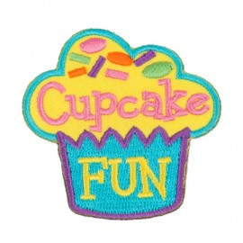 Cupcake Fun Patches