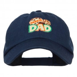 Cookie Dad Patched Low Profile Cap