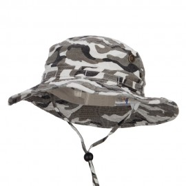 Camouflage Washed Hunting Hat