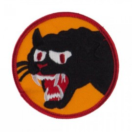 Army Circular Shape Embroidered Military Patch - 66 Inf