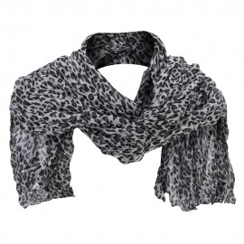 Cheetah Print Summer Scarf