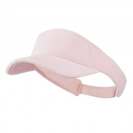Cotton Terry Cloth Visor