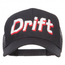 Drift Racing Embroidered Mesh Cap