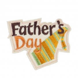 Father's Day Family Patches
