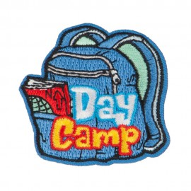 Day Camp Outdoor Patches