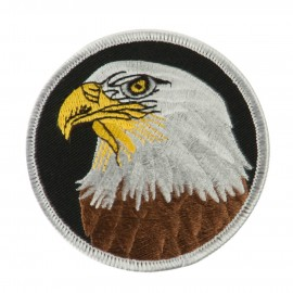 Eagle Embroidered Military Patch