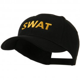 Embroidered Military Cap - SWAT