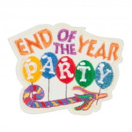 End of The Year Party Patches