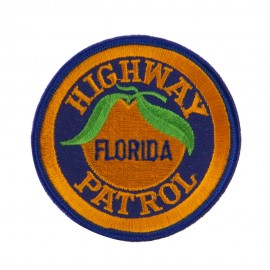 Eastern State Police Embroidered Patches - FL Hwy