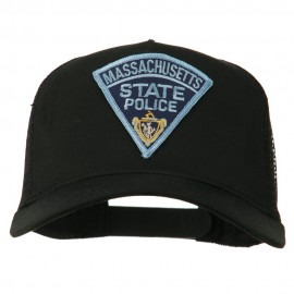 USA Eastern State Police Embroidered Patch Cap - MA State