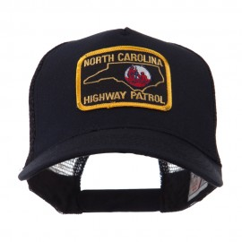 USA Eastern State Police Embroidered Patch Cap - NC Hwy