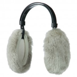 Ear Muffs - Light Grey