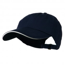 Essentials Sandwich Ball Cap - Navy Stone
