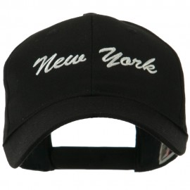 Eastern States Embroidered Cap - New York