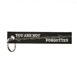 Embroidered Troop Key Chains - POW MIA