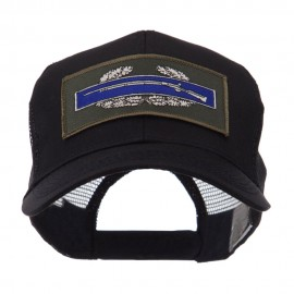 ETC Embroidered Military Patched Mesh Cap - CIB