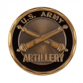 U.S. Army Equipment Coin (2)