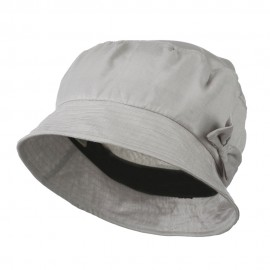 Infinity Selection Ladies Fashion Bucket Hat - Grey