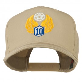 10th Air Force Military Badge Embroidered Cap