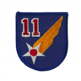 Air Force Division Embroidered Military Patch - 11th
