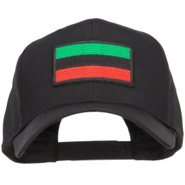 Flag GBR Rasta Patched Cap