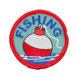 Fishing Outdoor Patches