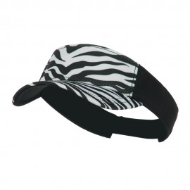 Ladies Fit Sublimated Print Visor